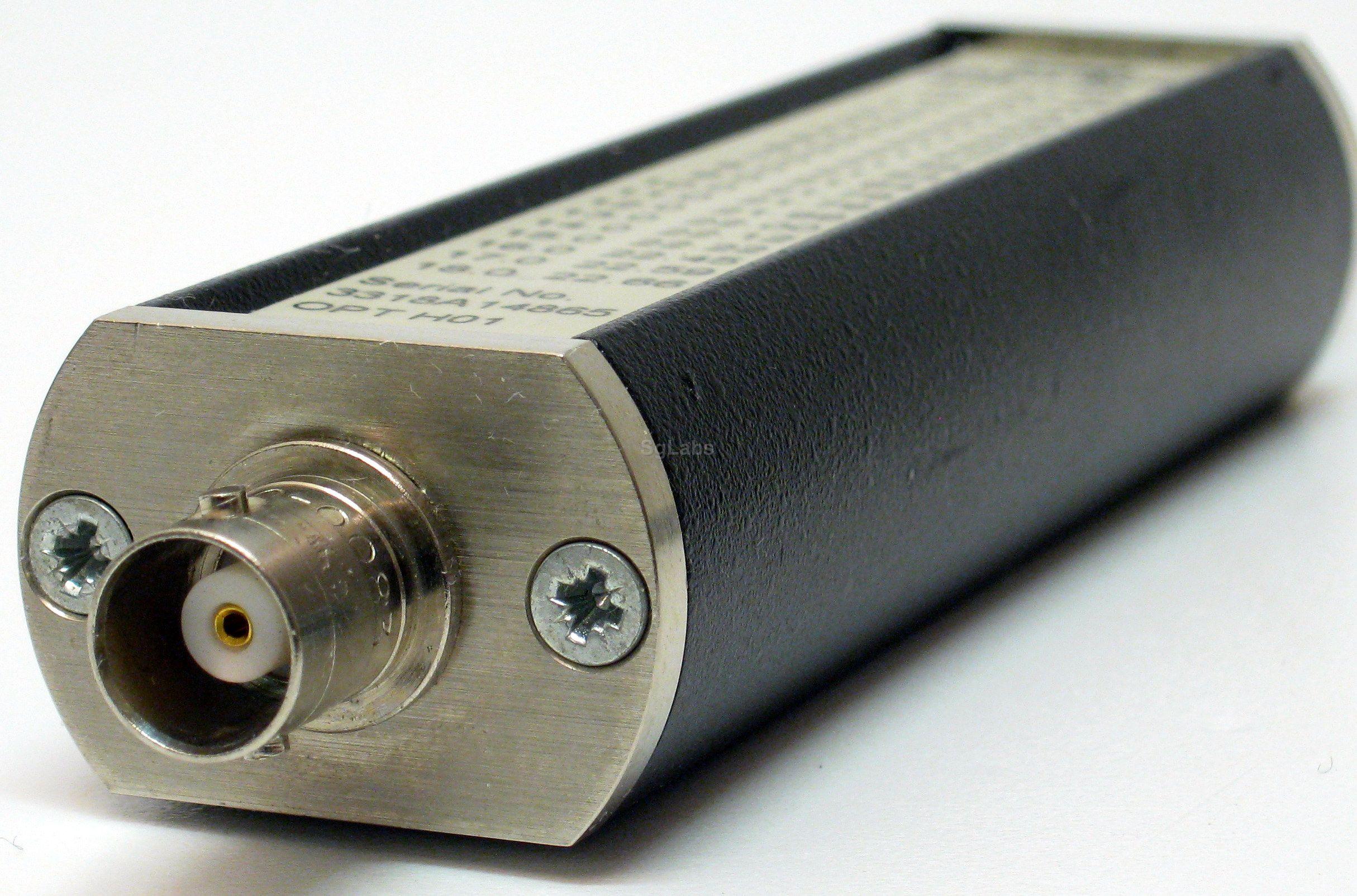 Audio distortion analyzer software