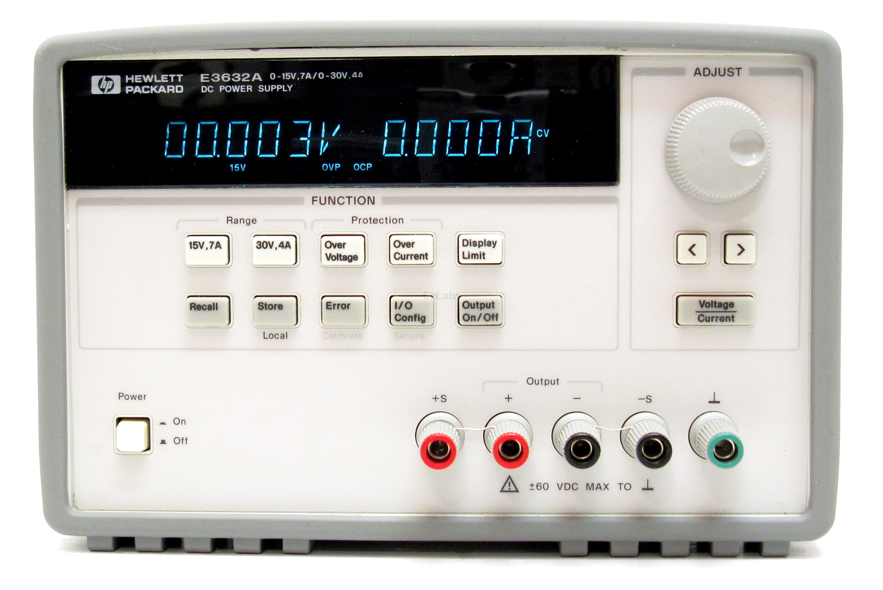 Power Supply Bench Test N6705c Keysight Technologies Bench