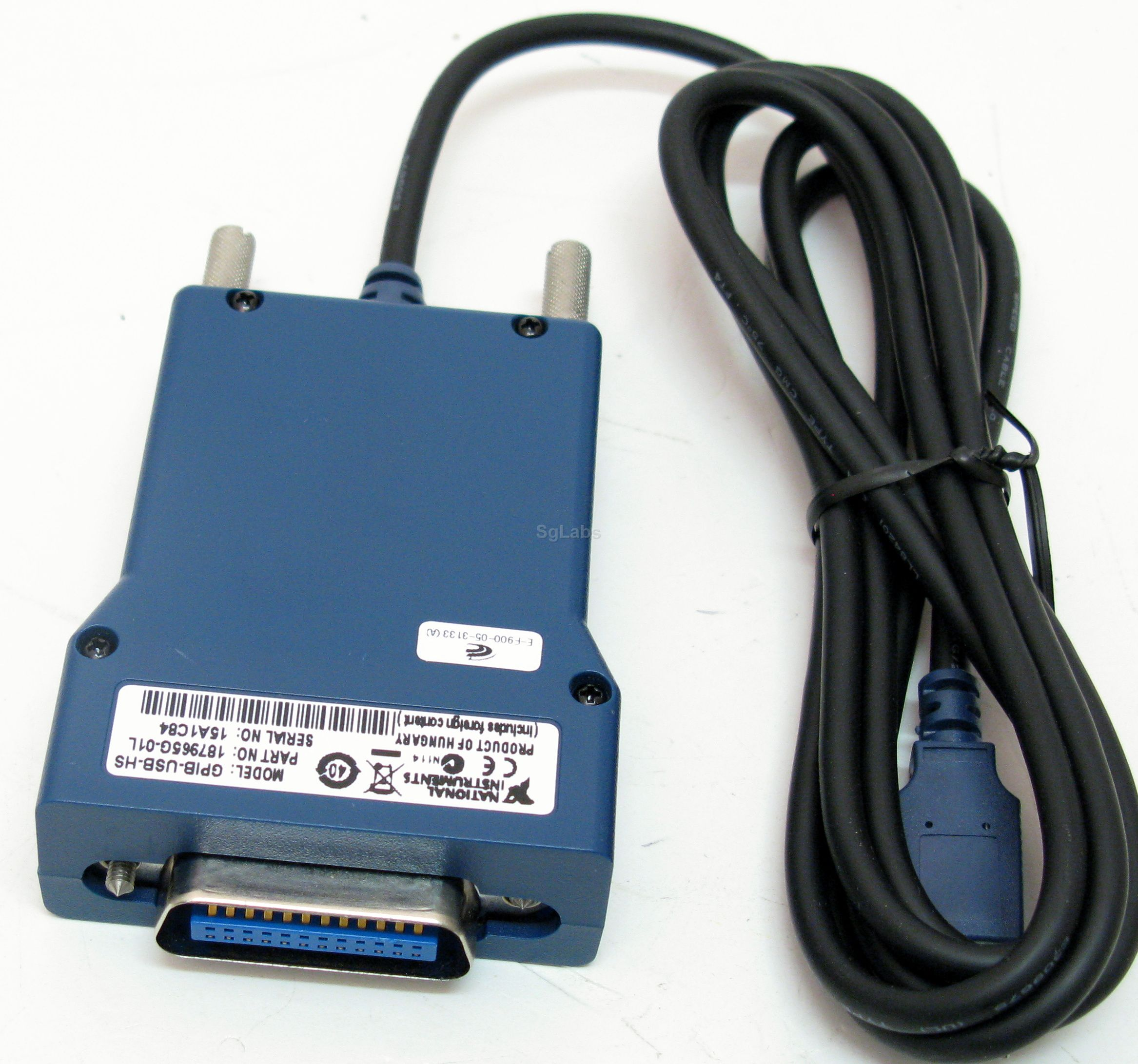 NI GPIB USB - B DRIVERS FOR WINDOWS 7
