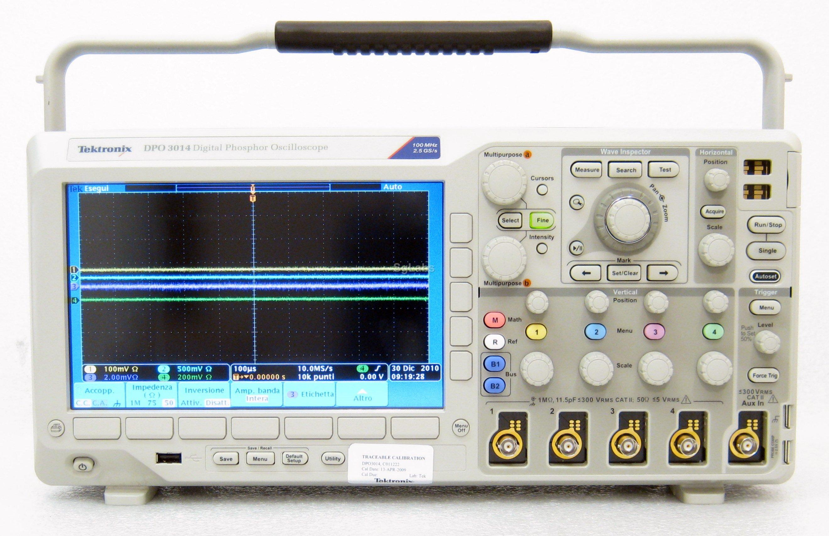 Tektronix dpo3014