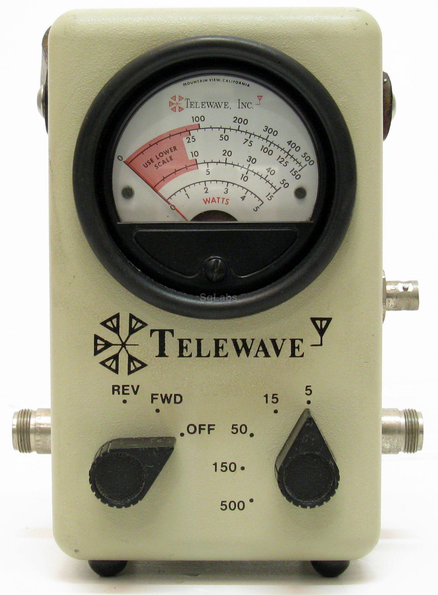 Telewave  44a