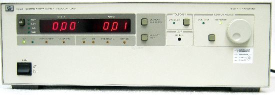 hp agilent keysight 6032a rh sglabs it hp 6023a power supply manual Agilent 6035A Power Supply