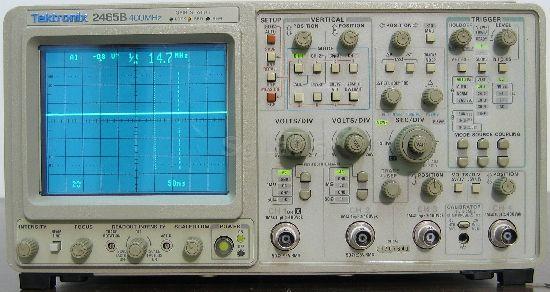 tektronix 2465b rh sglabs it Tektronix MSO4104 Tektronix MSO4104