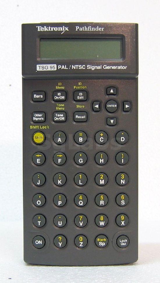 Tektronix Tsg95