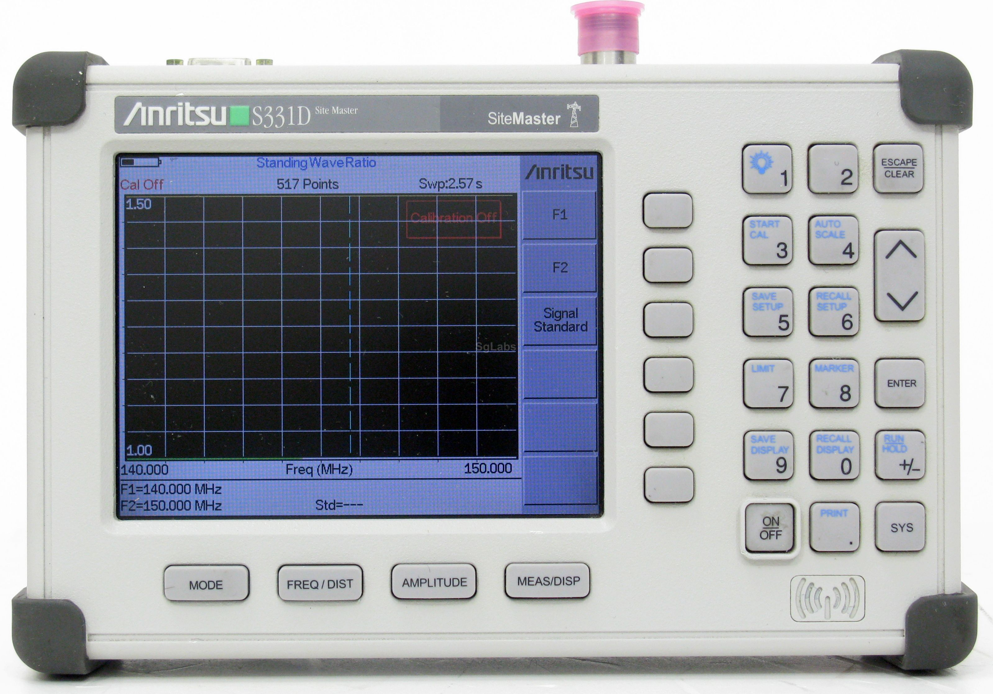 ANRITSU S331D SOFTWARE DRIVERS PC