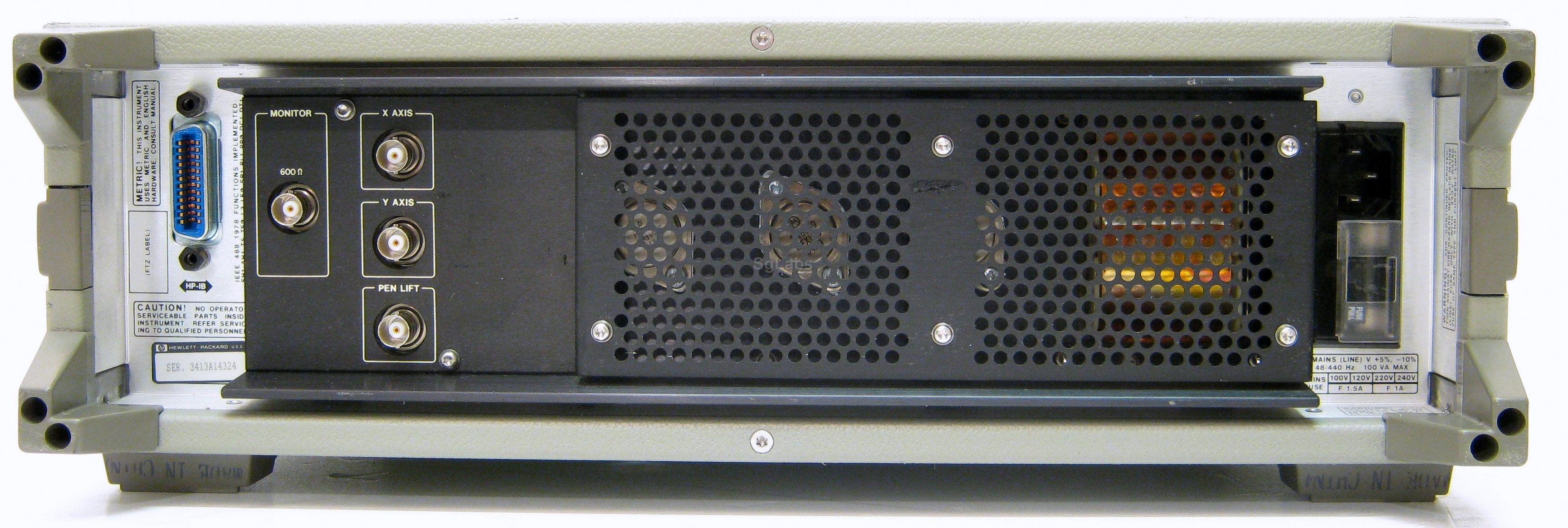 Hp Agilent Keysight 8903b