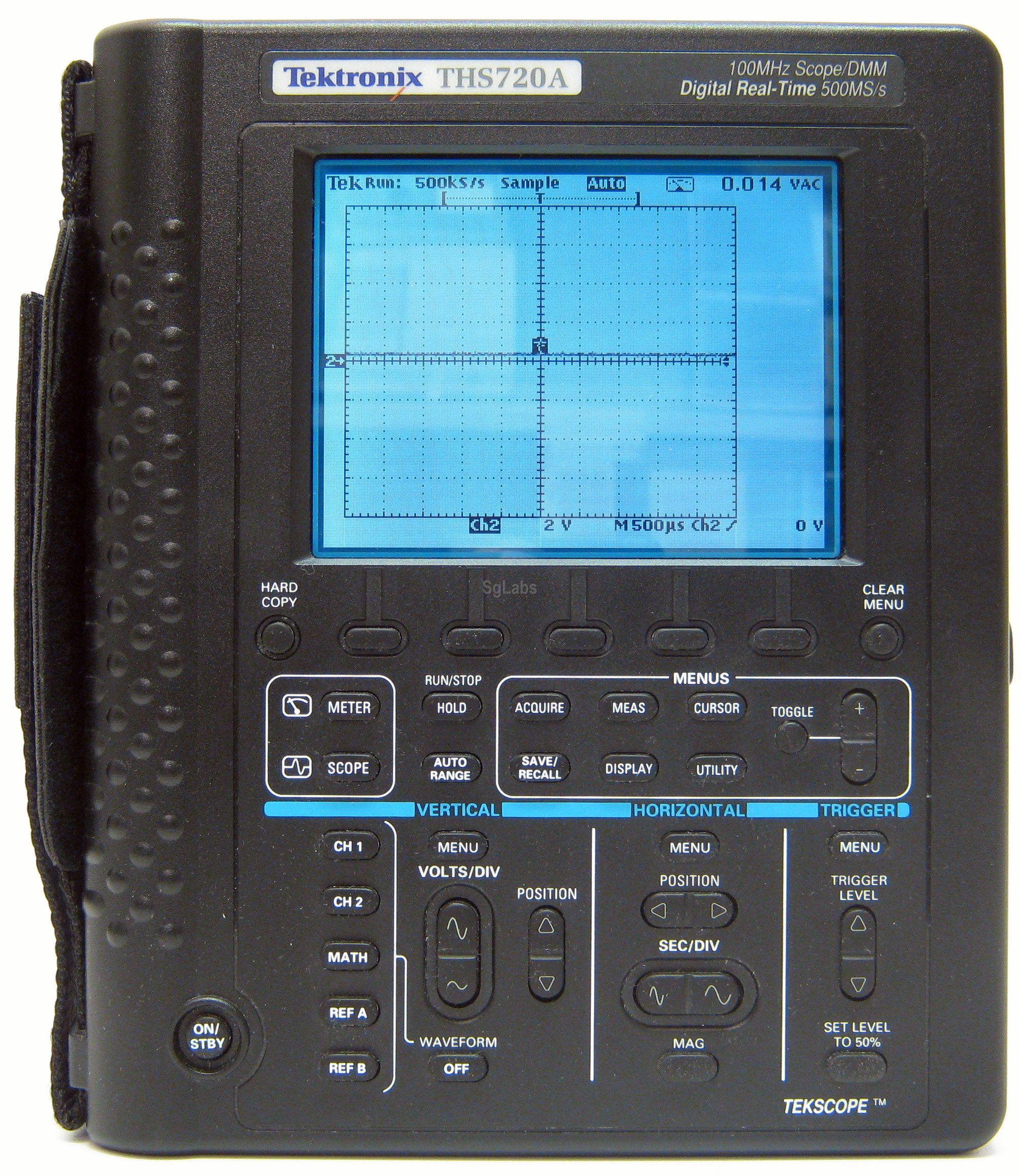 Tektronix, THS 720A - Oscilloscope